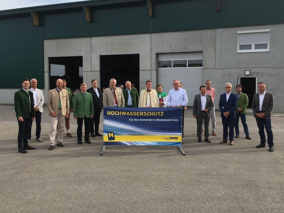 Eröffnung Verbandsbauhof