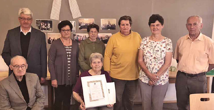 Vollversammlung der Senioren