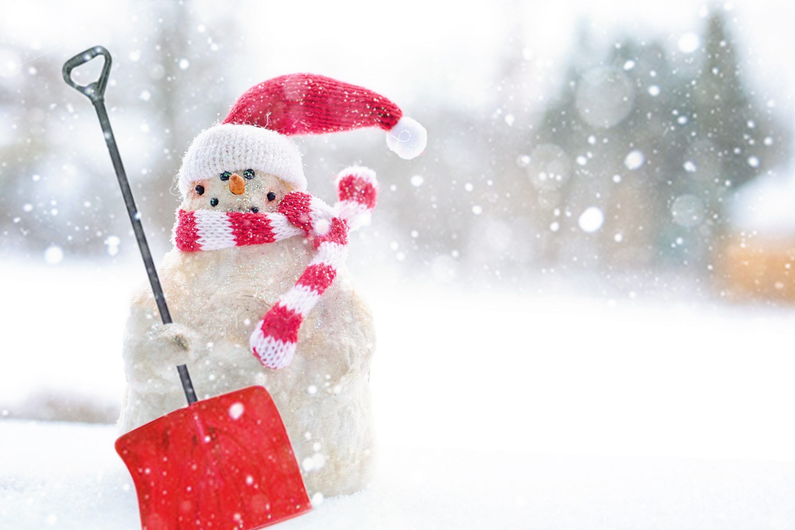 Schneeräum- und Streupflicht gem. § 93 Straßenverkehrsordnung (StVO)