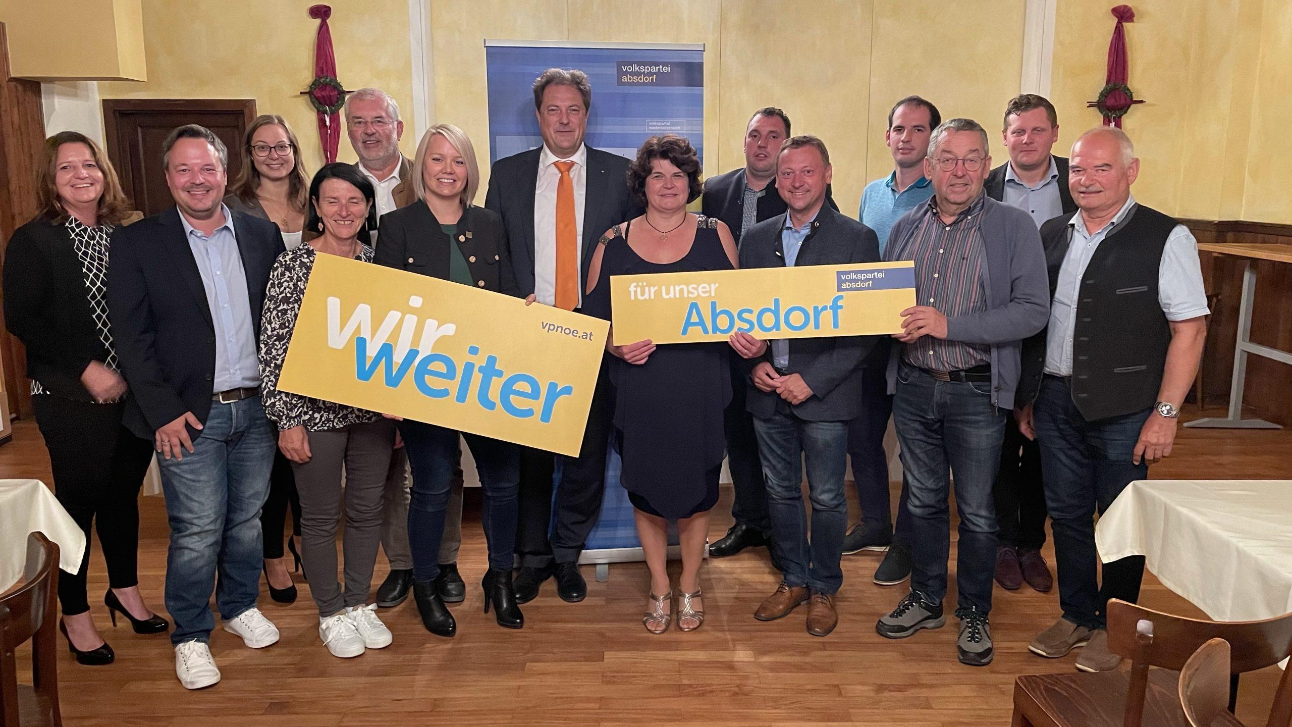 VP Gemeindeparteitag 2021